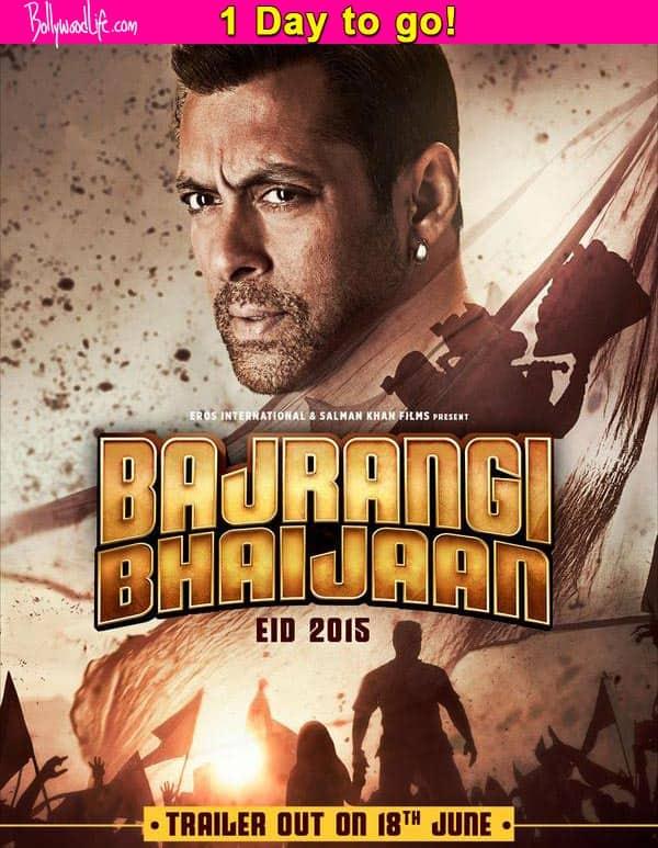 Just in: Salman Khan's Bajrangi Bhaijaan trailer releasing at 5pm tomorrow!