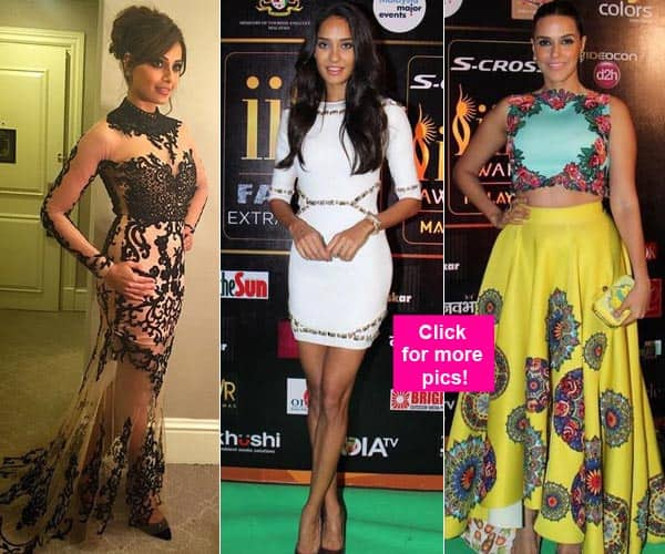 IIFA 2015: Bipasha Basu, Lisa Haydon, Malaika Arora Khan ready to set the ramp on fire – view pics!