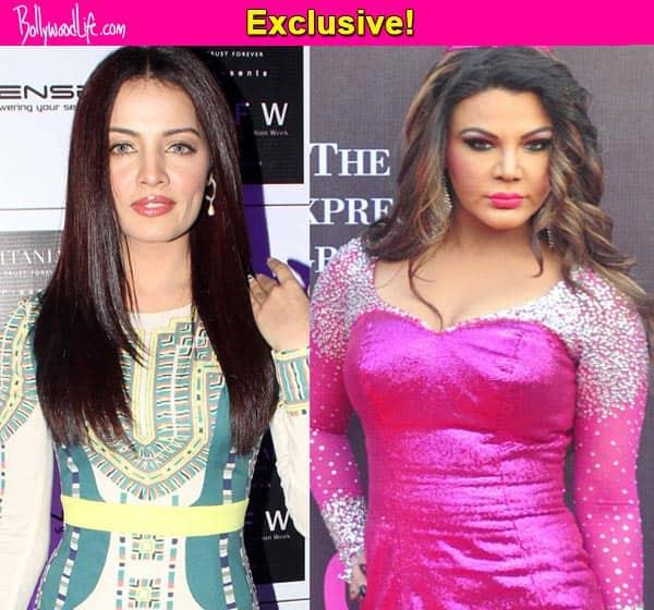 Publicity hungry Celina Jaitley pulls a Rakhi Sawant!