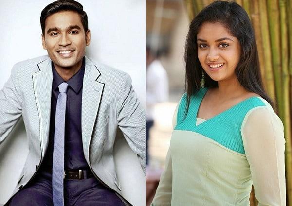 Keerthi Suresh to play Dhanush's heroine in Prabhu Solomon film!