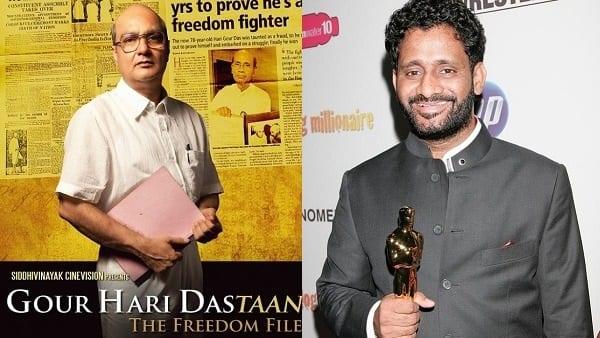 Resul Pookuty dubs in Hindi for Anant Mahadevan's Gour Hari Dastaan
