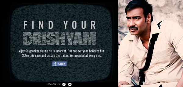 Ajay Devgan's Drishyam apes Salman Khan's Bajrangi Bhaijaan!