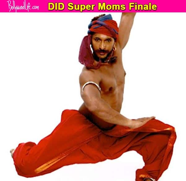 DID Super Moms Finale: Terrence Lewis does a sensational Kamasutra act!