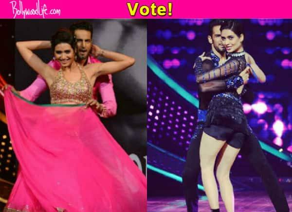 Nach Baliye 7: Chikni Kamar, Saat Samundar- which of Karishma Tanna- Upen Patel's performances did you like the most till now? Vote!