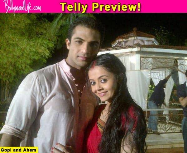 Saath Nibhaana Saathiya: Gopi and Ahem to remarry!