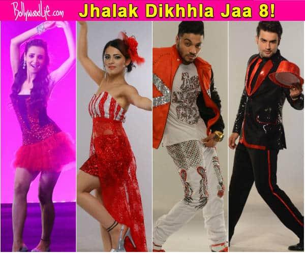 Jhalak Dikhhla Jaa 8: Sanaya Irani, Vivian DSena, Radhika Madan, Raftaar – Final list of contestants