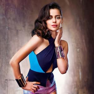 Is Kangana Ranaut regretting doing I Love New Year featuring Sunny Deol?