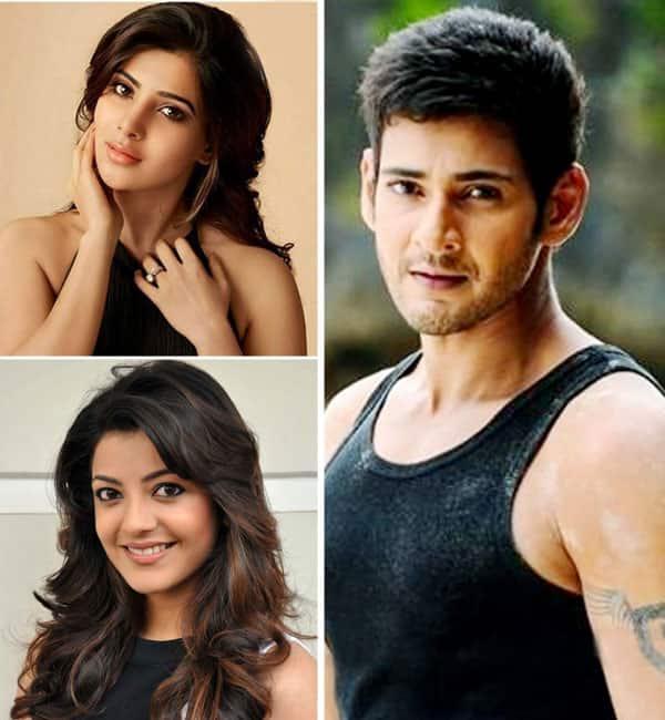 Samantha and Kajal Aggarwal to romance Mahesh Babu in his Tamil debut Brahmotsavam