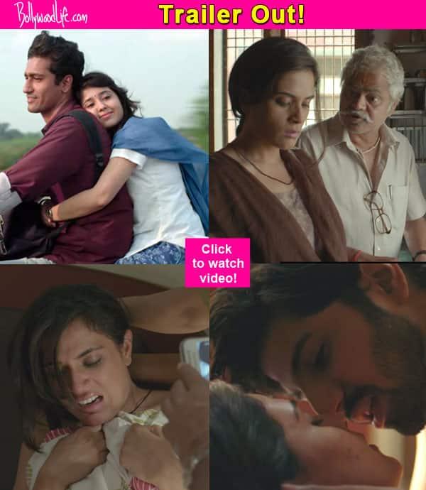 Masaan trailer: Richa Chadda-Shweta Tripathi's portrayal of a prejudiced narrow minded Indian society is BANGON!