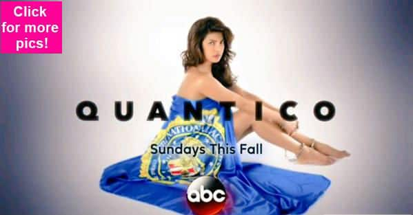 Check out the BOLD and beautiful Priyanka Chopra in this new poster of Quantico- view pic!