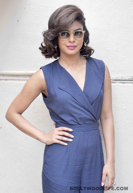 Priyanka Chopra hasn't approached Shraddha Kapoor or Parineeti Chopra for her production venture!
