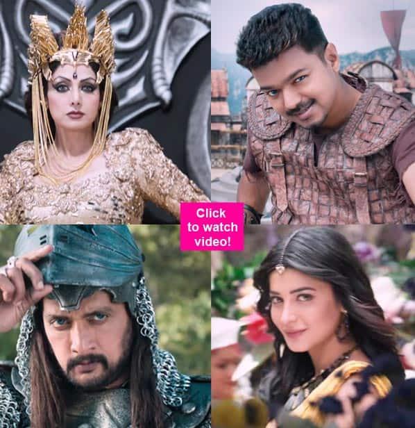 Puli teaser: Make way for the blue-eyed warrior –Vijay!