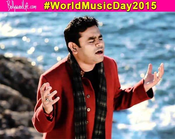 World Music Day 2015: 5 best AR Rahman songs - watch videos!