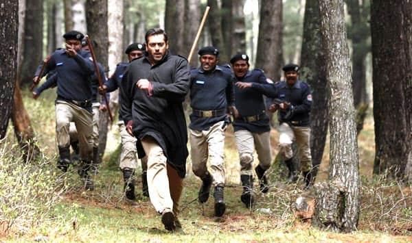 Salman Khan shoots a tedious climax for Bajrangi Bhaijaan!