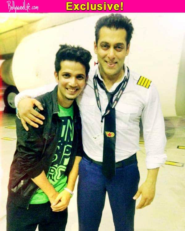 Salman Khan doesn't come for rehearsals, says Dance India Dance judge Mudassar Khan