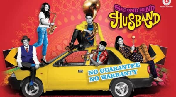 Second Hand Husband trailer: Gippy Grewal, Dharmendra and Govinda's daughter come up with a quirky comedy!