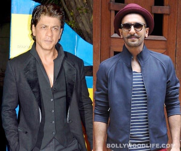 Clash Alert! Shah Rukh Khan's Dilwale to release with Ranveer Singh's Bajirao Mastani