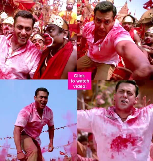 Bajrangi Bhaijaan song Selfie Le Le Re: This is Salman Khan's CUTEST actever!