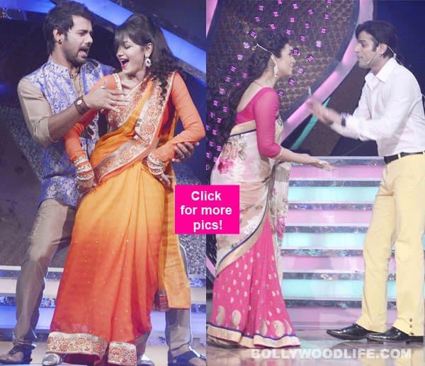 Nach Baliye 7: Yeh Hai Mohabbatein's Divyanka Tripathi-Karan Patel and Kumkum Bhagya's Sriti Jha- Shabbir Ahluwalia set the stage on fire!