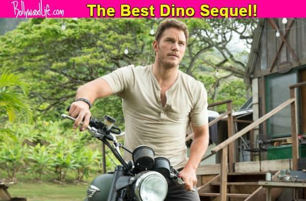 Chris Pratt's Jurassic World sets a GIGANTIC world record, amasses over half a billion worldwide!