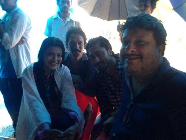 Shruti Haasan misses working in Tigmanshu Dhulia's Yaara opposite Vidyut Jamwal!