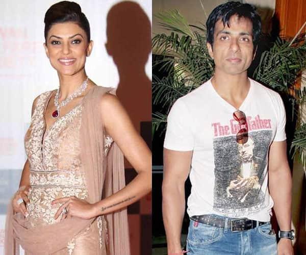 Sushmita Sen and Sonu Sood to judge Comedy Superstars!