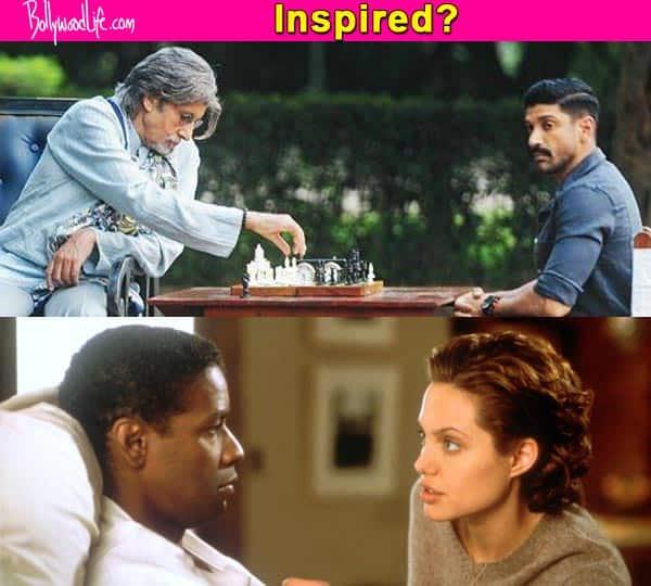 Amitabh Bachchan and Farhan Akhtar-starrer Wazir is suspiciously similar to this Angelina Joliemovie!