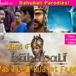 Baahubali meets Avatar, Baahubali meets the Avengers – Five Baahubali spoof videos that you MUST not miss!!!