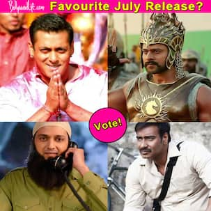 Bajrangi Bhaijaan, Baahubali, Drishyam, Bangistan - which film are you excited about in July?
