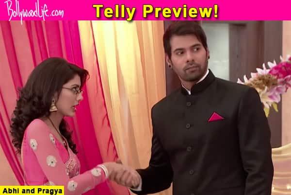 Kumkum Bhagya: Abhi and Pragya to do a romantic performance at Bulbul's sangeet – watch video!