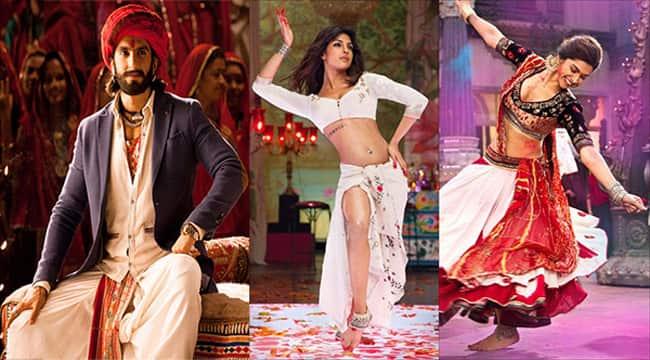 Will Priyanka Chopra, Ranveer Singh and Deepika Padukone's Bajirao Mastani meet its release deadline?
