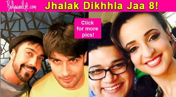 Jhalak Dikhhla Jaa 8 diaries: Check out inside pics of Vivian Dsena, Sanaya Irani and Ashish Chowdhry!
