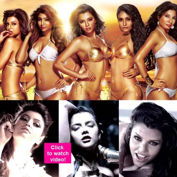 Calendar Girls teaser: This Madhur Bhandarkar film looks like a WANNABE cocktail of Fashion and Heroine!