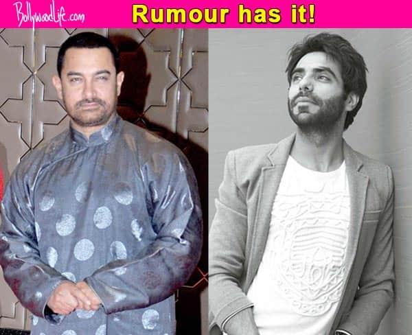 Ayushmann Khurrana's brother Aparshakti to star in Aamir Khan's Dangal?