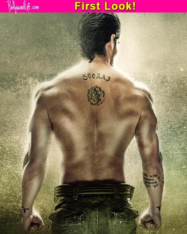 Revealed: Salman Khan tweets Sooraj Pancholi's tattooed look from Hero!