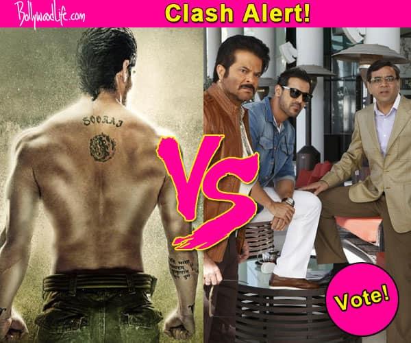 CLASH ALERT: Salman Khan's production Hero vs John Abraham-Shruti Haasan's Welcome Back on September 4!