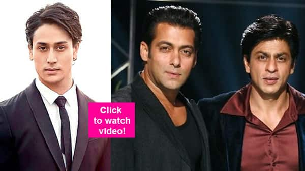 Why will Tiger Shroff  NEVER work with Salman Khan or Shah Rukh Khan? Watch video!
