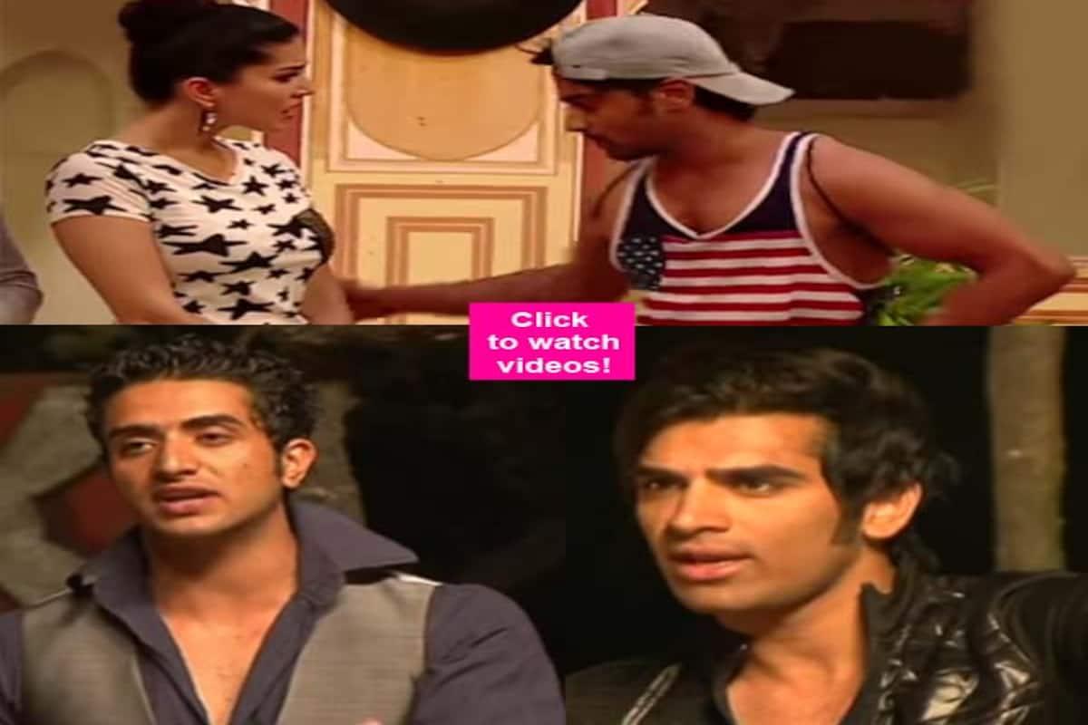MTV Splitsvilla: Sunny Leone abusing Shravan Reddy, Aly Goni