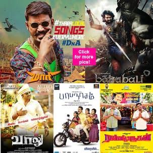 South special: Kamal Haasan's Papanasam, Prabhas' Baahubali, Dhanush's Maari - movies to watch out for this July!