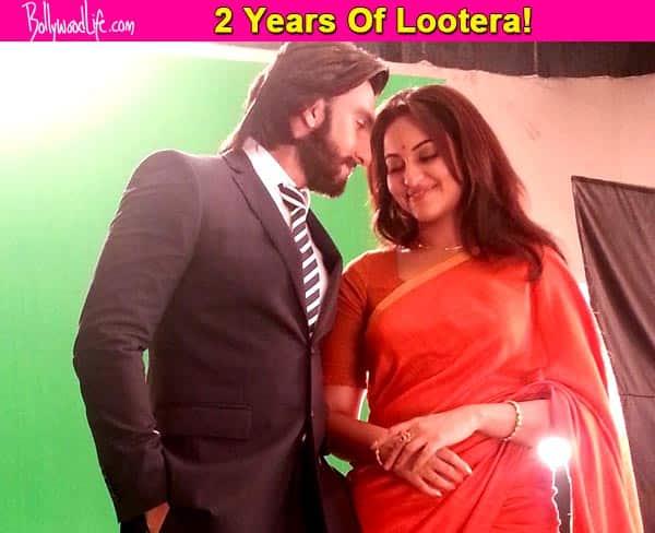 #2YearsOfLootera: Ranveer Singh and Sonakshi Sinha get super nostalgic!