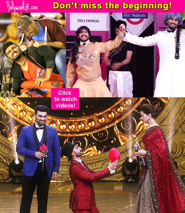 IIFA 2015: 5 videos that prove Ranveer Singh-Arjun Kapoor will turn out to be the best hosts EVER!
