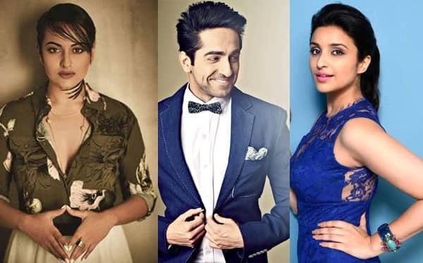 Ranveer Singh's birthday: Sonakshi Sinha, Parineeti Chopra and Ayushmann Khurrana wish the actor!