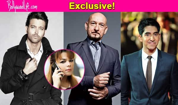 Not Hrithik Roshan, but Dev Patel to play lead alongside Ben Kingsley in Nandita Singgha's Mega Corp?