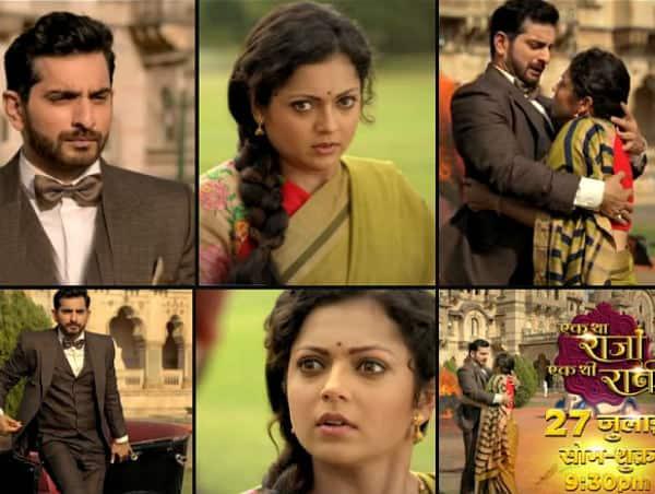 Ek Tha Raja Ek Thi Rani: Drashti Dhami saves Siddhant Karnick's life – Watchvideo!