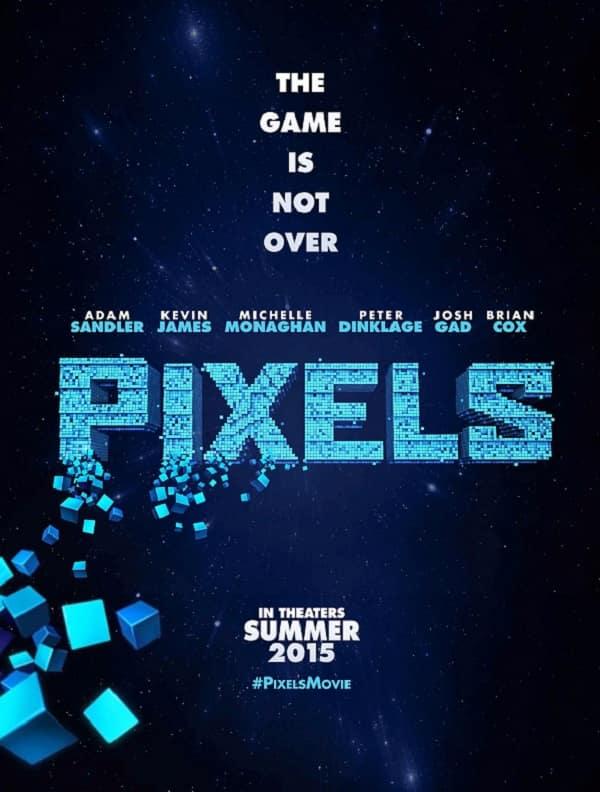 Adam Sandler, Peter Dinklage sci-fi comedy Pixels will