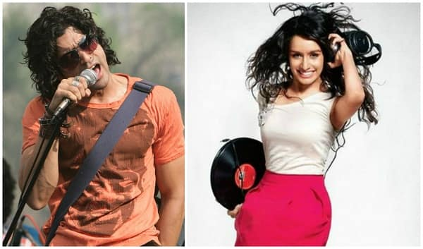 Shraddha Kapoor wants to watch her Rock On 2 co-star Farhan Akhtar perform LIVE!