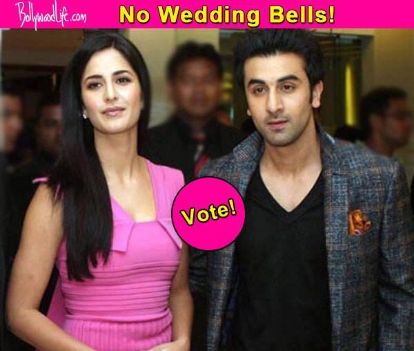 3 reasons why Ranbir Kapoor-Katrina Kaif won't get married anytime soon!