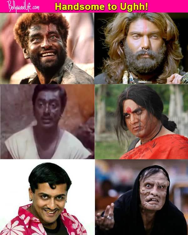 Kamal Haasan, Vikram, Suriya – 5 Tamil actors who shed their good looks for their films!