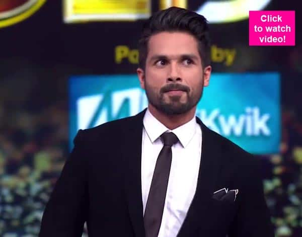 Jhalak Dikhhla Jaa Reloaded: Shahid Kapoor raps for the first time – watch video!