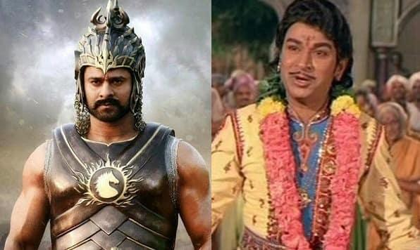 Prabhas' Baahubali inspired by Kannada superstar Rajkumar's Mayura?